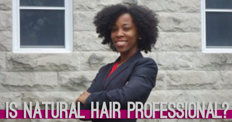Pleasant Playing By The Rules Job Interviews And Natural Hair Short Hairstyles Gunalazisus