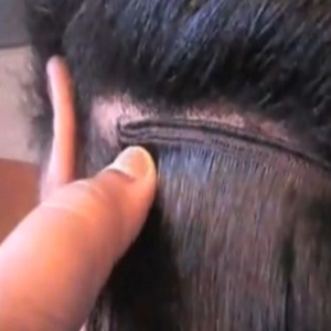 Glue in weave as a protective style. what are the pros and cons