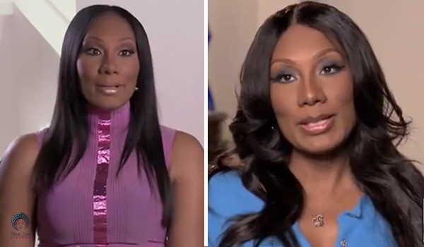 Towanda Braxton Hairstyles Short Hair