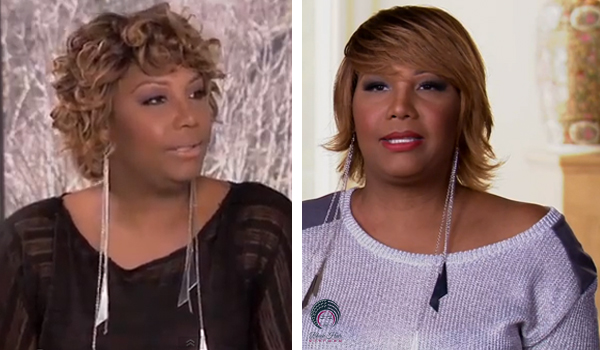 Traci's Hair Looks from Braxton Family Values