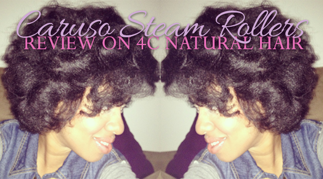 Caruso Steam Rollers Product Review Blackhairkitchen