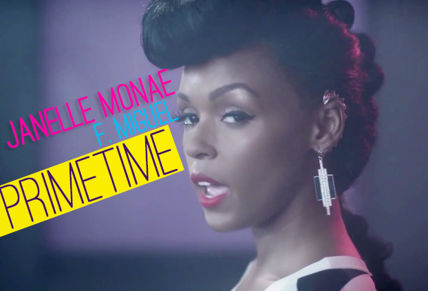 Janelle Monae featuring Miguel Music Video Official for Primetim