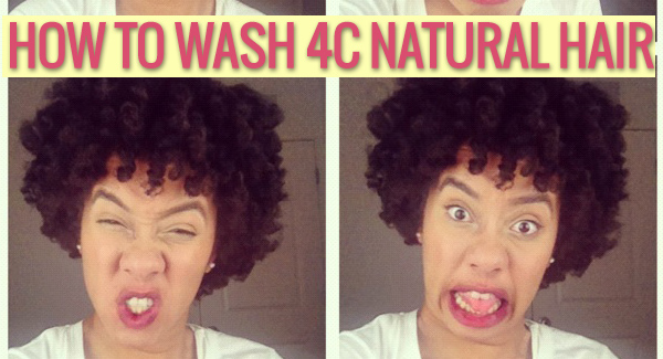 how to wash and style hair how to wash 4c hair blackhairkitchen 6911